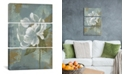 "iCanvas Peony Tile Ii by Silvia Vassileva Gallery-Wrapped Canvas Print - 60"" x 40"" x 1.5"""