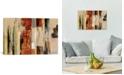 "iCanvas Urban Morning by Silvia Vassileva Gallery-Wrapped Canvas Print - 18"" x 26"" x 0.75"""