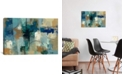 "iCanvas Jasper Lagoon by Silvia Vassileva Gallery-Wrapped Canvas Print - 12"" x 18"" x 0.75"""