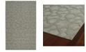 Kaleen Imprints Modern IPM06-75 Gray 2' x 3' Area Rug