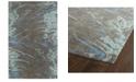 "Kaleen Brushstrokes BRS01-40 Chocolate 5' x 7'9"" Area Rug"