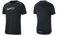 Nike Men's Miler Dri-FIT Flash Running T-Shirt
