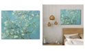 """Courtside Market Van Gogh Cherry Blossoms 16"""" x 20"""" Gallery-Wrapped Canvas Wall Art"""