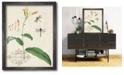 "Courtside Market Canna Dragonflies I 16"" x 20"" Framed Canvas Wall Art"