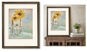 "Courtside Market Garden Cuttings 16"" x 20"" Framed and Matted Art"