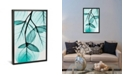 "iCanvas Teal Eucalyptus by Albert Koetsier Gallery-Wrapped Canvas Print - 40"" x 26"" x 0.75"""