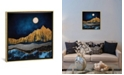 iCanvas Midnight Desert by Spacefrog Designs Gallery-Wrapped Canvas Print