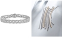 Macy's Diamond Tennis Bracelet (10 ct. t.w.) in 14k White Gold