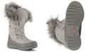 Lugz Women's Tundra Fur Classic Moc Toe Chukka Regular Fashion Boot