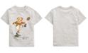 Polo Ralph Lauren Little Boys Rugby Bear Jersey Cotton T-Shirt