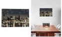 """iCanvas Chicago Nights I by Kate Carrigan Wrapped Canvas Print - 26"""" x 40"""""""