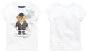 Polo Ralph Lauren Toddler Girls Jersey Cotton T-Shirt