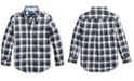 Polo Ralph Lauren Toddler Boys Madras Plaid Shirt