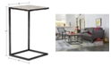 Furniture Monterey Square End Table