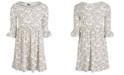 Epic Threads Big Girls Heart-Print Dress, Created for Macy's