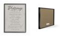 "Stupell Industries Marriage Promise Framed Giclee Art, 11"" x 14"""