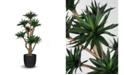 """Le Present Artificial Plants Agave 42"""""""