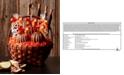 Mrs. Prindables 12-Pc. Classic Halloween Caramel Apple Basket