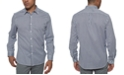 Kenneth Cole Men's Striped Shirt