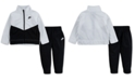 Nike Little Boys 2-Pc. Colorblocked Jacket & Jogger Pants Set