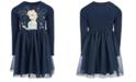 Disney Little Girls Frozen Elsa Skater Dress