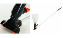 """Northlight 10"""" Jet Vac Kit with 5 Piece Aluminum Pole and Replaceable Net"""