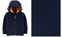 Carter's Toddler Boys Fleece-Lined Zip-Up Hoodie