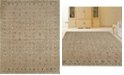 "KM Home CLOSEOUT! 3564/0021/BONE Cantu Ivory/ Cream 5'3"" x 7'3"" Area Rug"