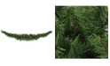 Northlight 7' Canadian Pine Artificial Christmas Swag - Unlit