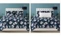 Christian Siriano New York Christian Siriano Mags Floral King Comforter Set
