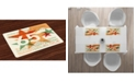 Ambesonne 65th Birthday Place Mats, Set of 4