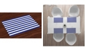 Ambesonne Striped Place Mats, Set of 4