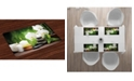 Ambesonne Spa Place Mats, Set of 4