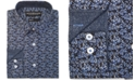 Nick Graham Men's Modern-Fit Aztec Diamond Shirt