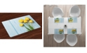 Ambesonne Tulip Place Mats, Set of 4