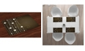 Ambesonne Chocolate Place Mats, Set of 4