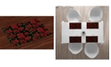 Ambesonne Rose Place Mats, Set of 4