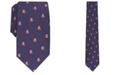 Club Room Men's Classic Santa Neat Tie, Created For Macy's