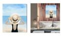 "Oliver Gal Relax Unwind Canvas Art, 17"" x 20"""