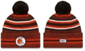 New Era Cleveland Browns Home Sport Knit Hat