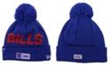 New Era Buffalo Bills Road Sport Knit Hat