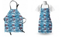 Ambesonne Narwhal Apron