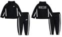 Nike Baby Boys 2-Pc. Tricot Zip-Up Jacket & Jogger Pants Track Set