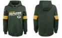 Nike Big Boys Green Bay Packers Therma Hoodie