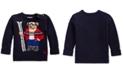 Polo Ralph Lauren Baby Boys Ski Bear Cotton-Blend Sweater