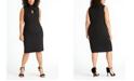 RACHEL Rachel Roy Plus Size Twisted Sheath Dress