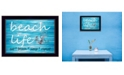 Trendy Decor 4U Trendy Decor 4U Beach Life By Cindy Jacobs, Printed Wall Art, Ready to hang Collection