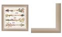 "Trendy Decor 4U Faith, Hope, Love By Marla Rae, Printed Wall Art, Ready to hang, Beige Frame, 14"" x 14"""