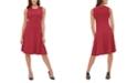 Tommy Hilfiger Solid Midi Dress