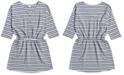 Roxy Little & Big Girls Cotton Striped Dress